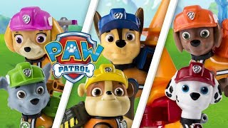 PAW Patrol | Pup Tales, Toy Episodes, and More! | Compilation #7 | PAW Patrol Official & Friends