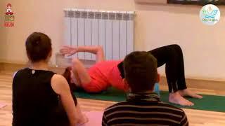 Йога для полных видео уроки для начинающих