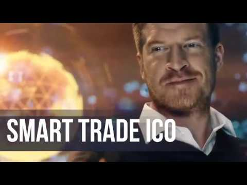 What Is SMART TRADE COIN   How It Works   ICO Review