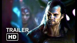 Man Of Steel 2: Last Son Of Krypton (2021) Official Trailer | Henery Cavil HBO Snyder Cut