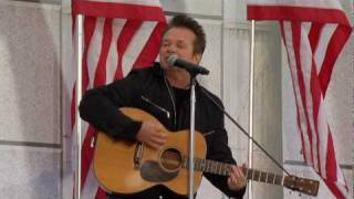 John Mellencamp Pink Houses Inaugural We Are One Concert