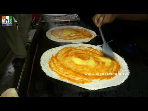Making of Egg Dosa | Mutta Dosa Recipe | Easy Egg Recipes | BREAKFAST RECIPES IN INDIA