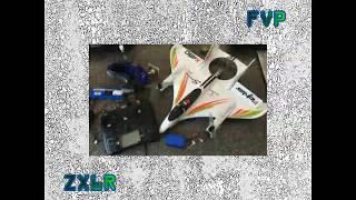 WLToys XK X450 FPV mod in Plane Mode!