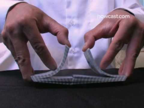 How to Shuffle a Deck Of Cards