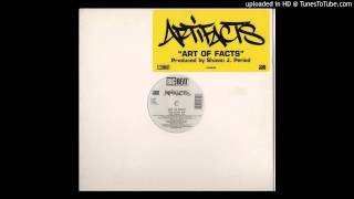 Artifacts - art of facts (m r c $ short remix) (1996)