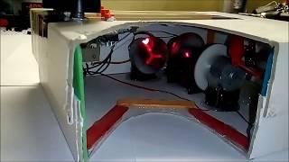 Лазерный спирограф 2