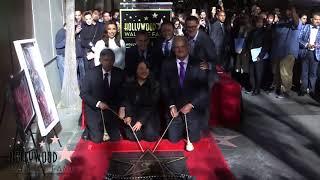 Selena Hollywood Walk Of Fame Star HIGHLIGHTS