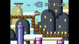 Yump Super Mario World Rom Hack
