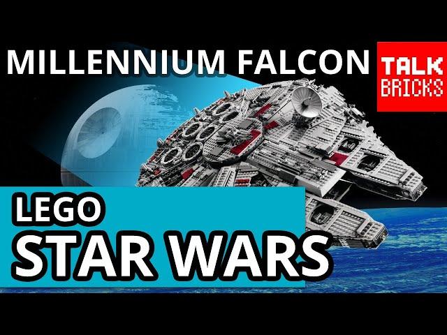 Video LEGO Star Wars UCS Millennium Falcon RETURNING?! 2017 ...