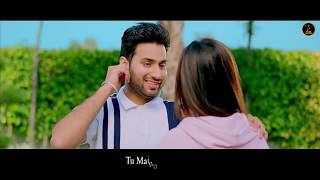 MAAF KARDI (LYRICAL) - LAKHWINDER | HAPPY RAIKOTI | UPMA SHARMA | NEW ROMANTIC SONG | MALWA RECORDS