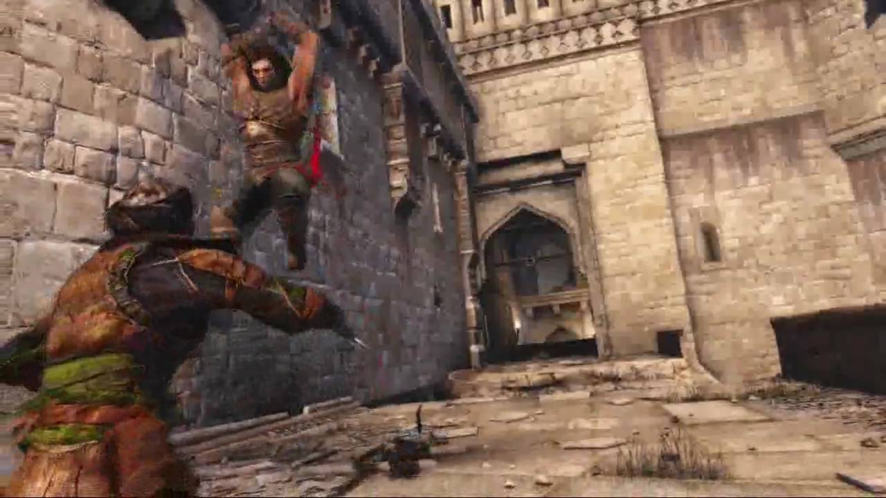 Prince Of Persia: The Forgotten Sands Prince Is Not My Prince