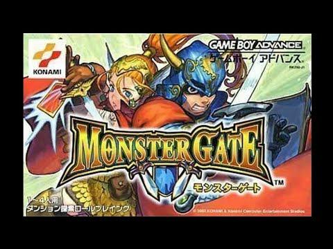 Monster Gate GBA