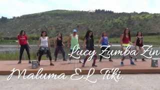 Maluma - El Tiki Zumba Fitness
