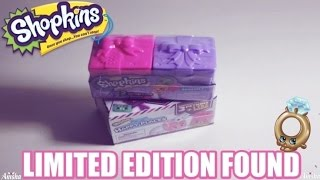 Limited Edition Shopkins