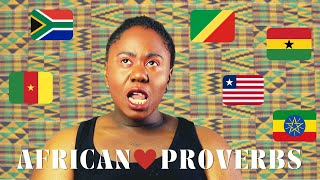 AFRICAN PROVERBS about LOVE 💋and what they mean!| In honor of BLACK HISTORY/LOVE month