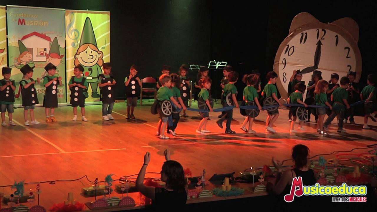 El tren - Grupo de alumnos de Musizón 2 - Festival Musizón 2016