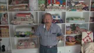 Jim Shores Antique Quilt Collection