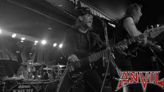 Anvil: Live in -The Studio at Webster Hall