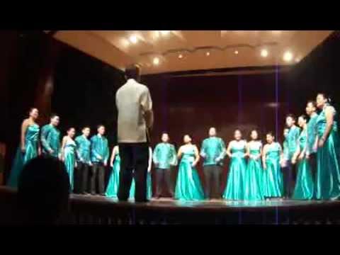 San Roque Cathedral Charismatic Singers - Magpasalamat sa Kanya