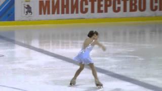 Анастасия Губанова, КП, II этап Кубка России 2015, Йошкар-Ола
