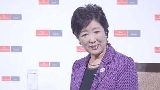 Jun Kabigting at The Economist Conference - Japan Summit