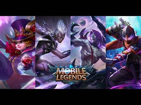 Mobile Legends  топ тима