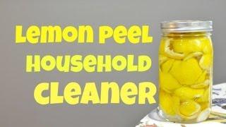 Lemon Peel Cleaner, Pintober #4