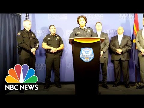 Phoenix Police Arrest Suspected Serial Killer | NBC News