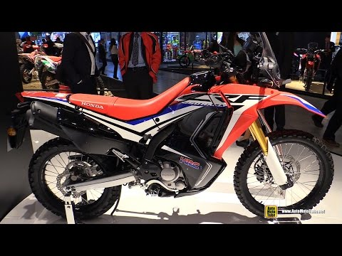 2017 Honda CRF250 Rally - Walkaround