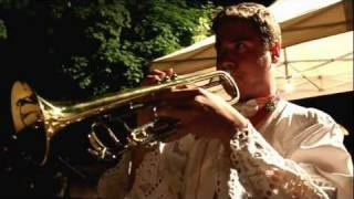 STRÁŹNICE - sólo na trubku v podání šikovného muzikanta ze ŠOHAJKY