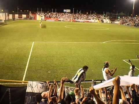 """Barra Cacique - Himno nacional"" Barra: Barra Cacique • Club: Diriangén Fútbol Club"