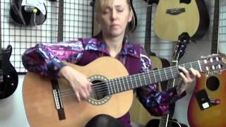 Admira Virtuoso - demo from www.gitara.in.ua