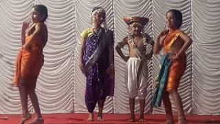 BANU BAYA DANCE  shantivan society pooja 23/01/2016