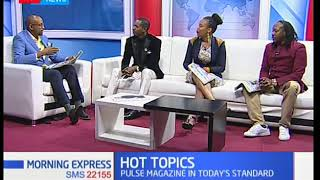 Morning Express: Hot topics of the week