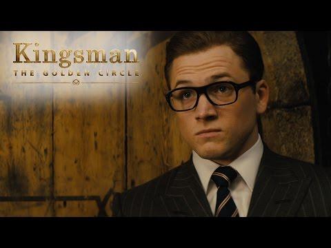 Kingsman: The Golden Circle | Trailer Tomorrow | 20th Century FOX