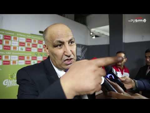 العرب اليوم - مدرب وفاق سطيف يؤكد ثقته بالتأهل على حساب الوداد