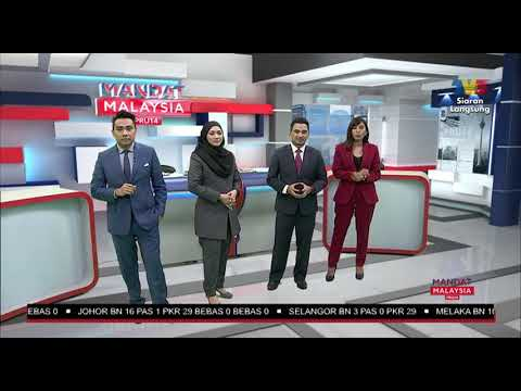 PRU 14 | Mandat Malaysia - Keputusan #PRU14 (Part 17)
