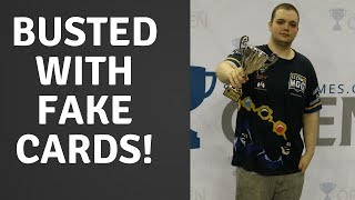 Magic Pro BUSTED Using Fake Cards! Now What?