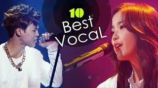 10 ЛУЧШИХ K-POP ВОКАЛИСТОВ  | #IVTOP ARI RANG