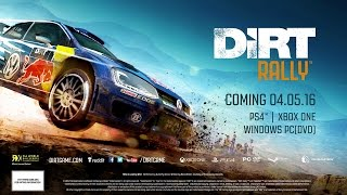 DiRT 4 STEAM cd-key GLOBAL
