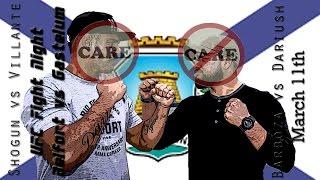 UFC Belfort vs Gastelum Care/Don