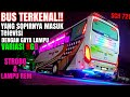 Meriah LAMPU FLIP FLOP RGB Bus Scorpion Holiday SCH 721 Kang Ayus