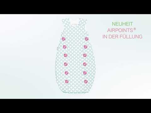 """Odenwälder BabyNest® Schlafsack """"airpoints®"""""""