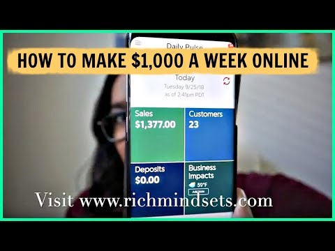 "How To Make Money Online Fast 2018 ""How to Work From Home"" Get Paid Daily"