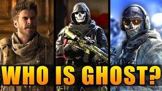 The TRUE Identity of Ghost? (Modern Warfare Story)