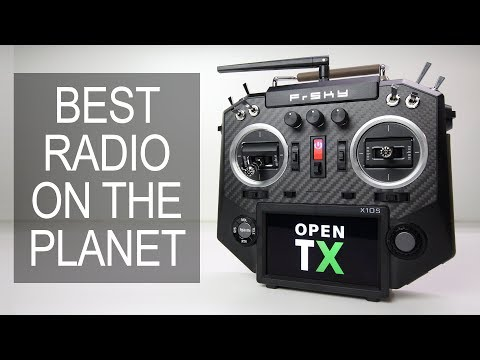 Frsky Horus X10S - BEST 2018 RADIO - COMPLETE REVIEW