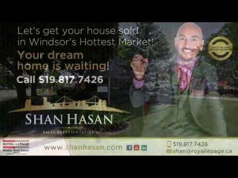 SOLD SOLD !!! 393 Laporte | East Windsor | Shan Hasan