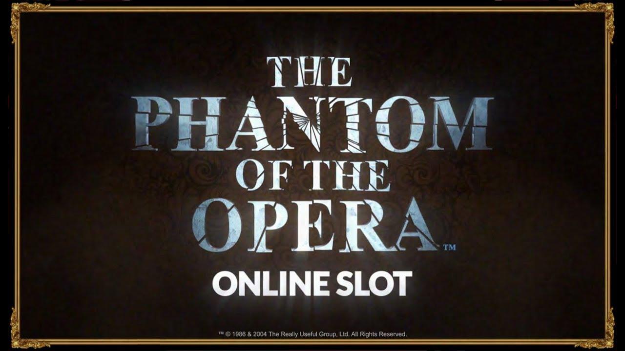 The Phantom of the Opera från Microgaming