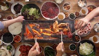 Family Meal: Korean BBQ