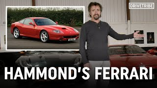 We reunited Richard Hammond with his old Ferrari 550 | ft @Harry's garage